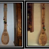Decorative Bamboo Spoons