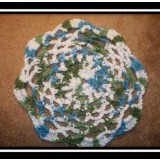 Doily Dishcloth/Washcloth