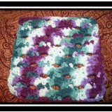 Shell Dishcloth/Washcloth