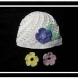 Spiral Shell Springtime Hat