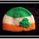 St. Patrick's Day Irish Pride Beanie
