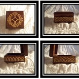 Celtic Knot Trinket Box