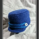 Military Style Baby Hat