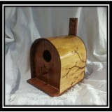 Large Wooden Birdhouse