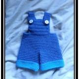Short Baby Overalls
