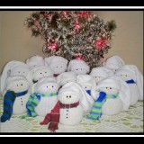 Adorable Holiday Snowmen