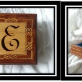 Monogram Trinket Box