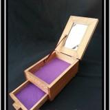 Bohemian Style Jewelry Box